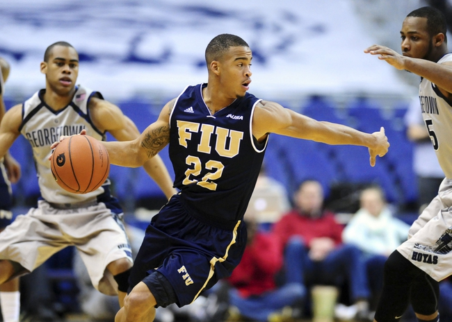 Florida International vs. Marshall - 1/15/15 College Basketball Pick, Odds, and Prediction
