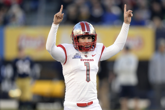 College Football Preview: The 2014 Rutgers Scarlet Knights