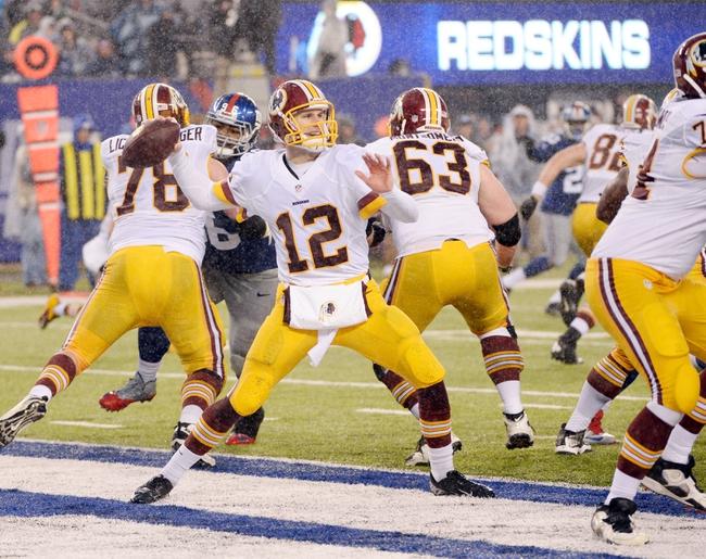 New York Giants at Washington Redskins- 9/25/14