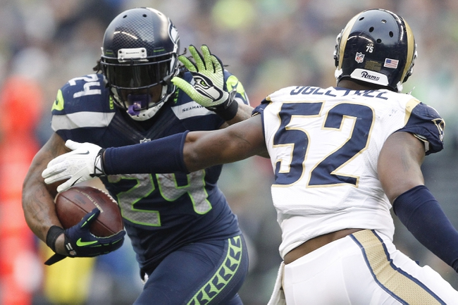 St. Louis Rams vs. Seattle Seahawks 10/19/14 NFL Pick, Odds, and Prediction