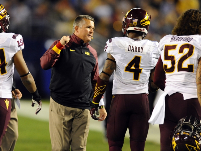 College Football Preview: The 2014 Arizona State Sun Devils