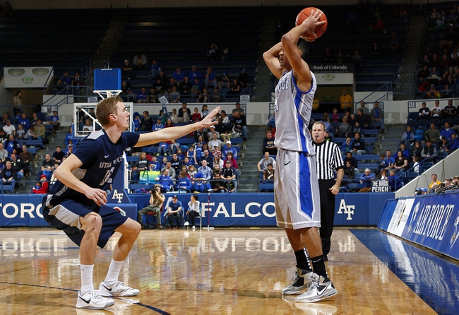 Utah State vs. Air Force - 1/17/15 College Basketball Pick, Odds, and Prediction