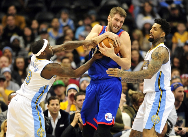 76ers vs. Nuggets - 2/3/15 NBA Pick, Odds, and Prediction