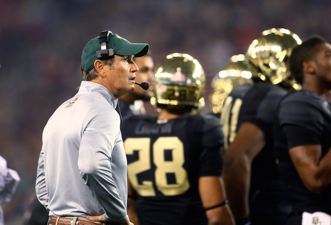 College Football Preview: The 2014 Baylor Bears