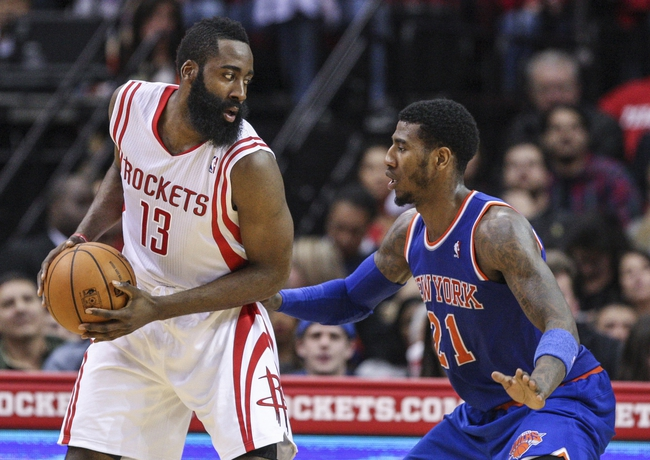 Rockets vs. Knicks - 11/24/14 NBA Pick, Odds, and Prediction