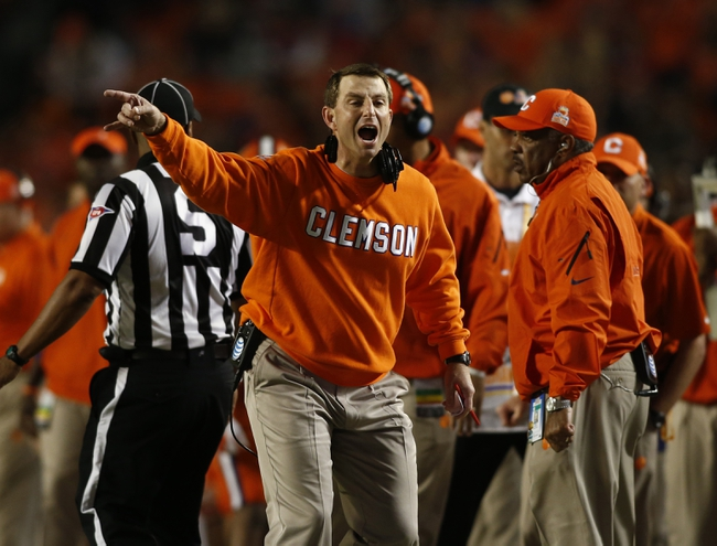 College Football Preview: The 2014 Clemson Tigers