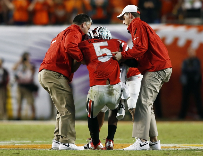 Braxton Miller Injury: Looking At Top Big Ten Contenders With Ohio State QB Out