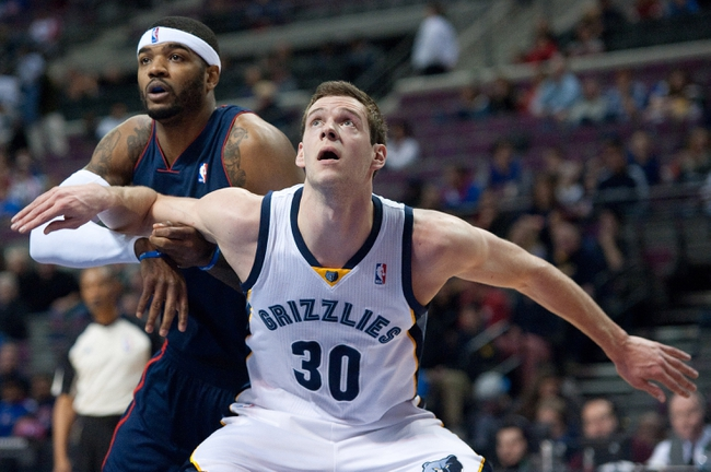 Grizzlies vs. Pistons - 11/15/14 NBA Pick, Odds, and Prediction