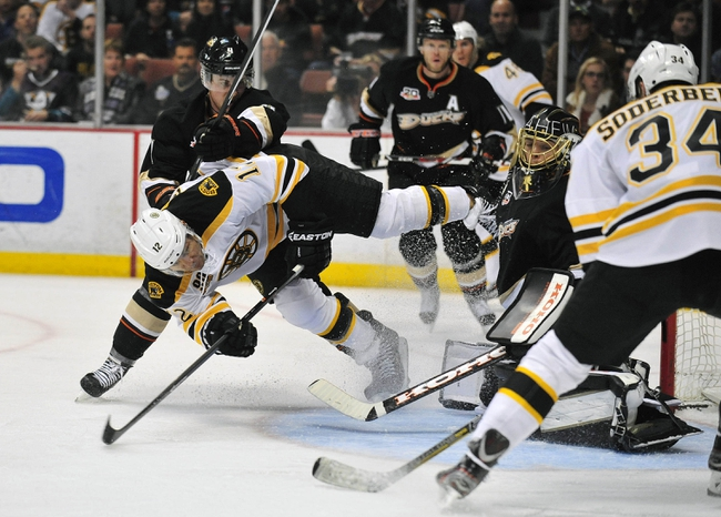 Ducks vs. Bruins - 12/1/14 NHL Pick, Odds, and Prediction