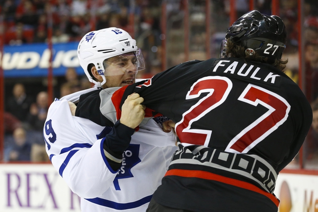 Hurricanes vs. Maple Leafs - 12/18/14 NHL Pick, Odds, and Prediction