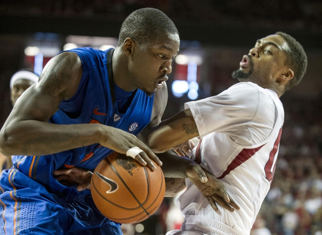 Florida vs. Arkansas - 1/31/15 College Basketball Pick, Odds, and Prediction