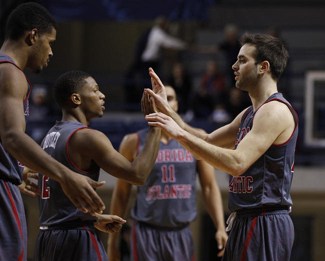 Central Florida Knights vs. Florida Atlantic Owls - 12/13/14 College Basketball Pick, Odds, and Prediction
