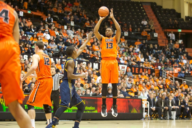 Oregon State vs. Rice - 11/14/14 College Basketball Pick, Odds, and Prediction