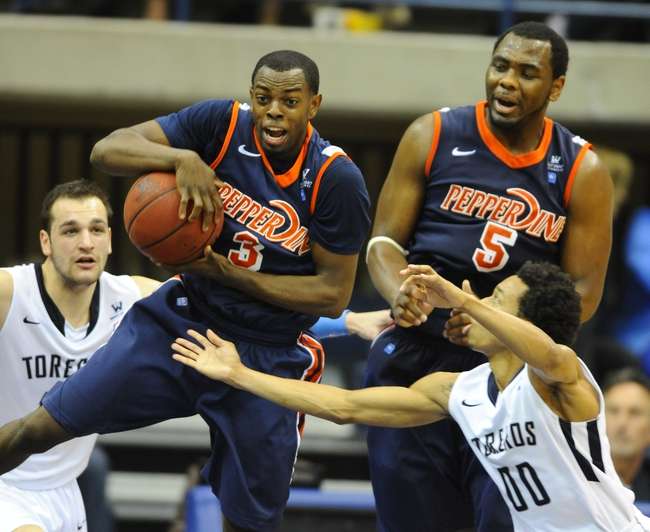 San Diego vs. Pepperdine - 1/10/15 College Basketball Pick, Odds, and Prediction