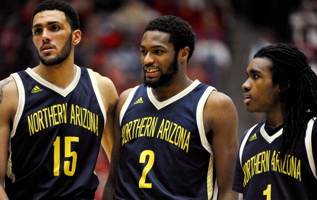 Northern Arizona vs. Idaho - 2/19/15 College Basketball Pick, Odds, and Prediction