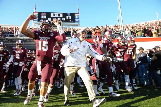 College Football Preview: The 2014 Mississippi State Bulldogs