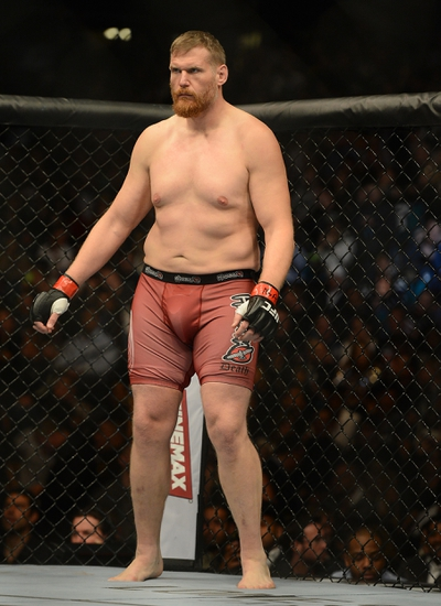 Josh Barnett vs. Roy Nelson MMA Pick, Preview, Odds, Prediction - 9/26/15