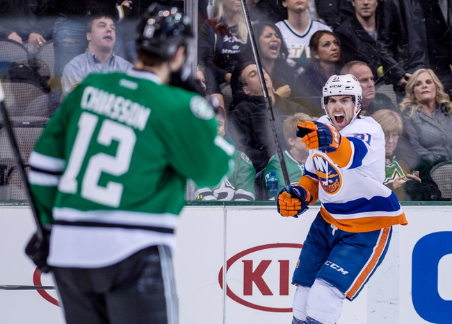 New York Islanders vs. Dallas Stars - 10/25/14