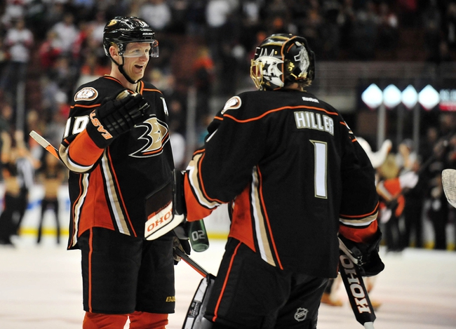 Anaheim Ducks vs. Detroit Red Wings - 2/23/15 NHL Pick, Odds, and Prediction