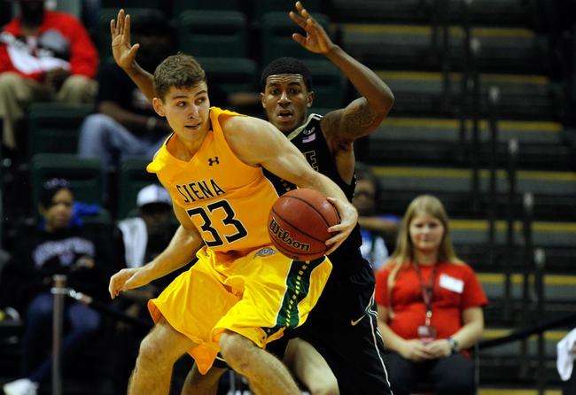 Fordham vs. Siena - 12/1/14 College Basketball Pick, Odds, and Prediction