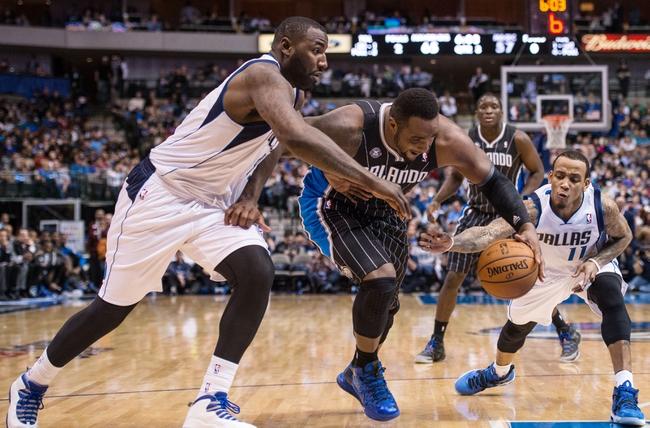 Magic vs. Mavericks 10/24/14 NBA Preseason Pick, Odds, Prediction