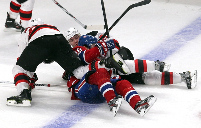 Devils vs. Canadiens - 1/2/15 NHL Pick, Odds, and Prediction