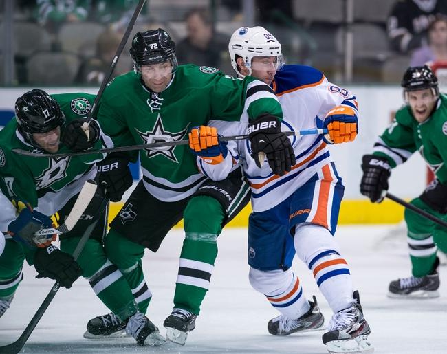 Dallas Stars vs. Edmonton Oilers - 11/25/14 NHL Pick, Odds, and Prediction