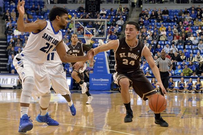Saint Louis vs. St. Bonaventure - 3/4/15 College Basketball Pick, Odds, and Prediction