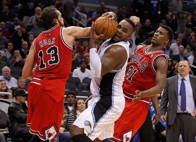 Chicago Bulls vs. Orlando Magic - 4/14/14