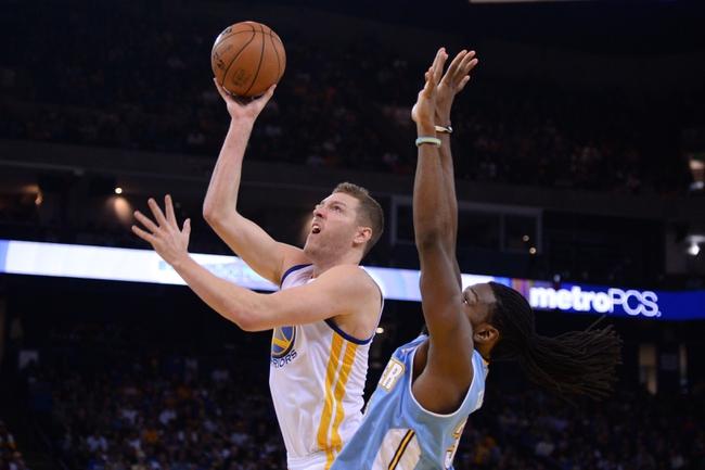 Golden State Warriors vs. Denver Nuggets - 4/10/14