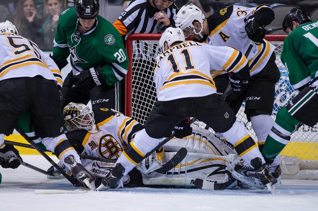 Dallas Stars vs. Boston Bruins - 1/20/15 NHL Pick, Odds, and Prediction