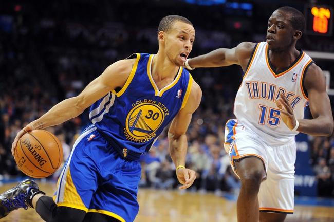 Oklahoma City Thunder vs. Golden State Warriors - 11/23/14 NBA Pick, Odds, and Prediction