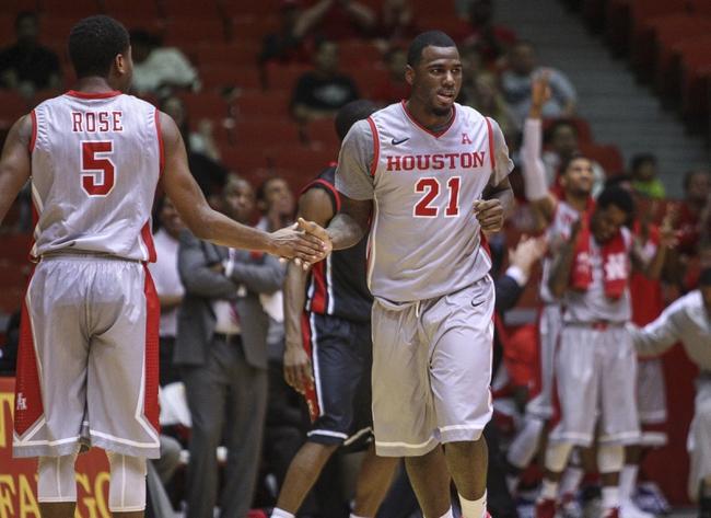 Houston vs. Morgan State - 11/22/14 College Basketball Pick, Odds, and Prediction
