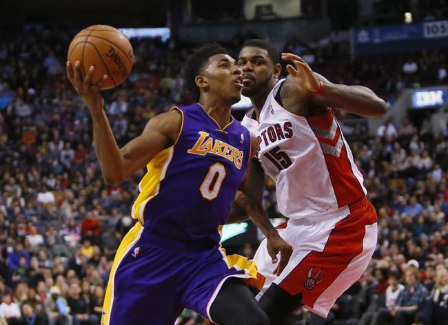Los Angeles Lakers vs. Toronto Raptors - 11/30/14 NBA Pick, Odds, and Prediction
