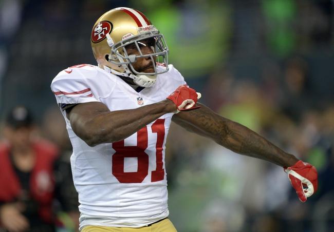 San Francisco 49ers at Arizona Cardinals 9/21/14 NFL Pick, Odds, Prediction
