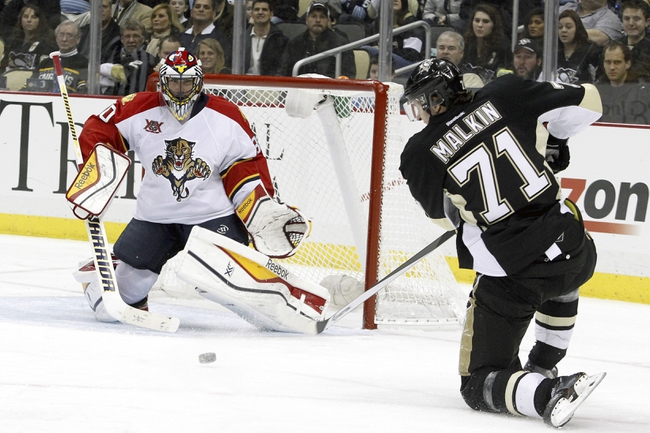Penguins vs. Panthers - 12/20/14 NHL Pick, Odds, and Prediction
