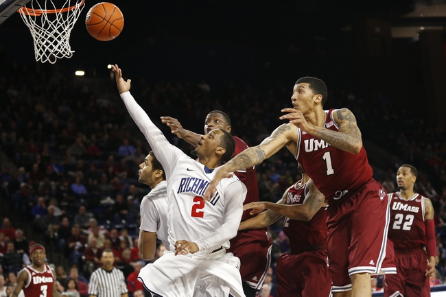Massachusetts Minutemen vs. Richmond Spiders - 3/4/15 College Basketball Pick, Odds, and Prediction