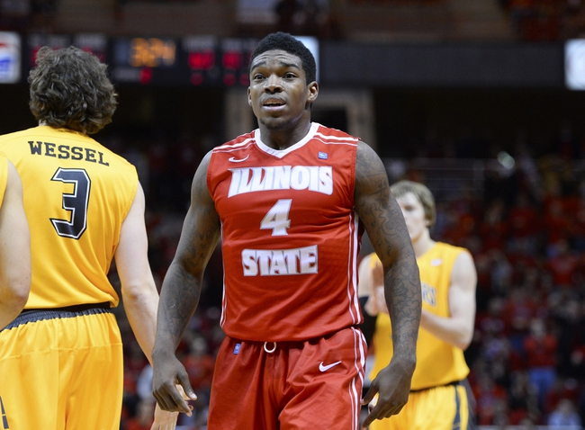 Wichita State Shockers vs. Illinois State Redbirds - 1/4/15 College Basketball Pick, Odds, and Prediction