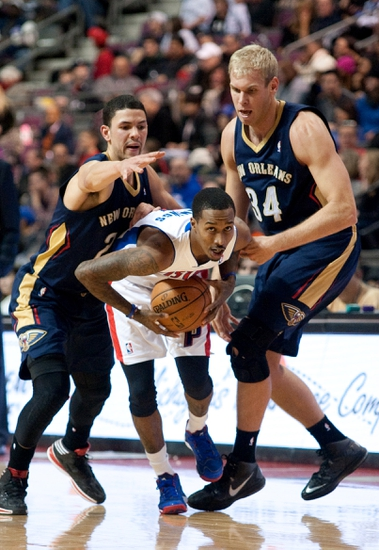 Detroit Pistons vs. New Orleans Pelicans - 1/14/15 NBA Pick, Odds, and Prediction