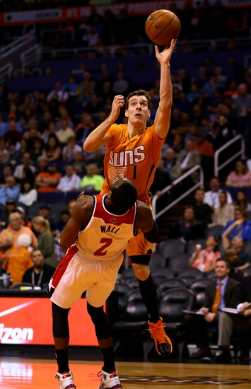 Washington Wizards vs. Phoenix Suns - 12/21/14 NBA Pick, Odds, and Prediction