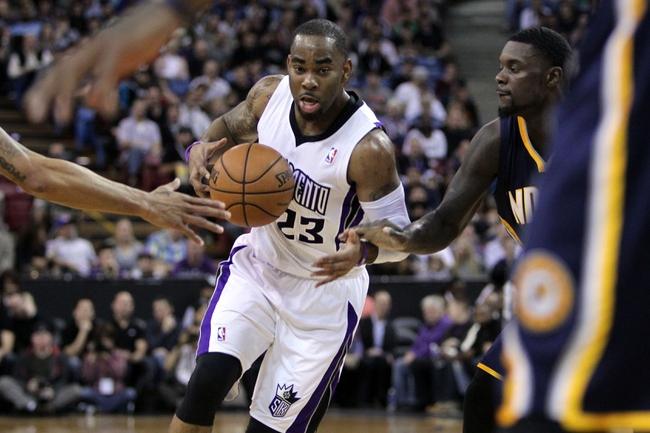 Sacramento Kings vs. Indiana Pacers - 12/5/14 NBA Pick, Odds, and Prediction