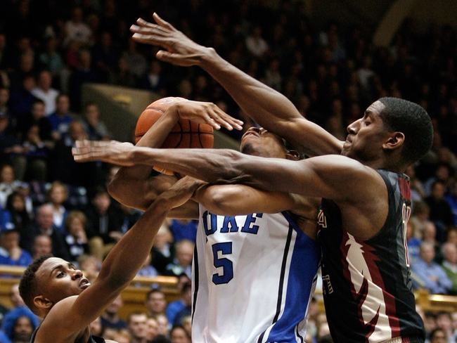 Florida State vs. Duke - 2/9/15 College Basketball Pick, Odds, and Prediction