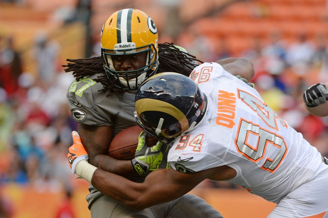 St. Louis Rams vs. Green Bay Packers Pick-Odds-Prediction - 8/16/14