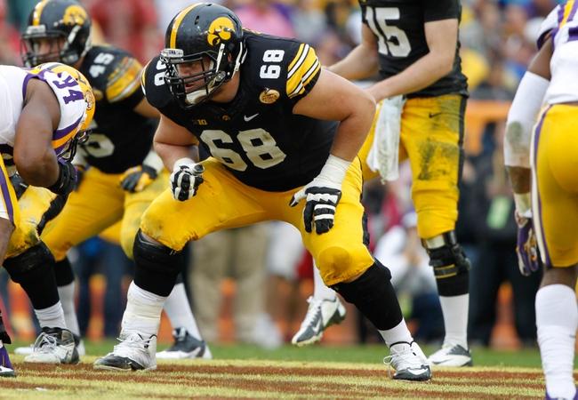Top Ten Offensive Linemen to Watch at the NFL Combine