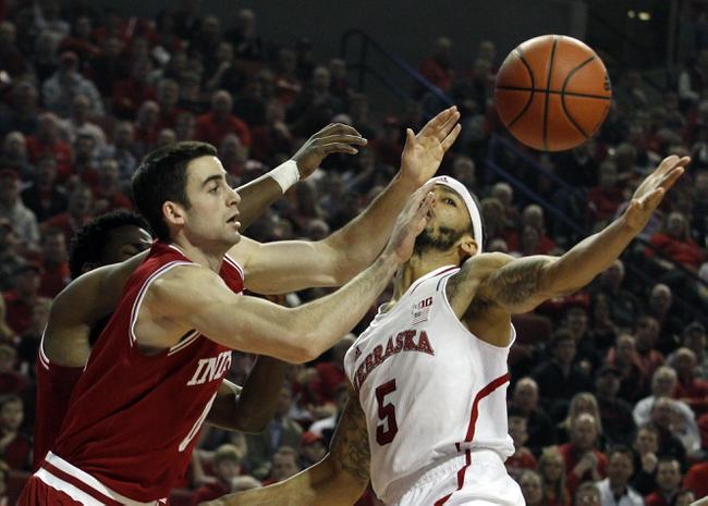 Nebraska vs. Indiana - 12/31/14 College Basketball Pick, Odds, and Prediction