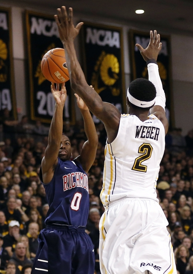 Dayton Flyers vs. Richmond Spiders - 1/24/15 College Basketball Pick, Odds, and Prediction