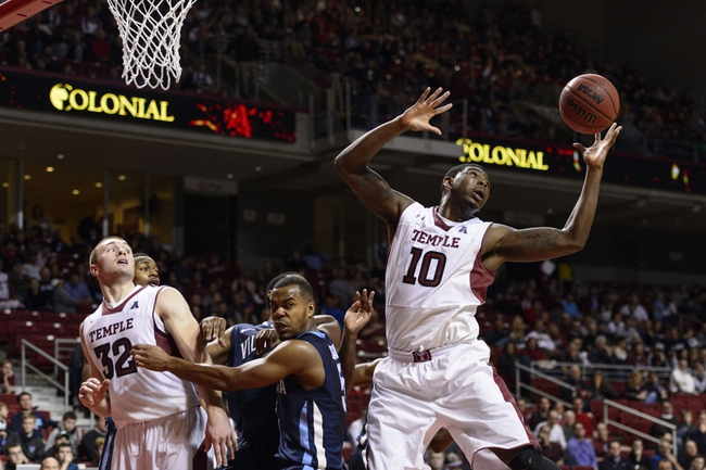 Villanova Wildcats vs. Temple Owls - 12/14/14 College Basketball Pick, Odds, and Prediction