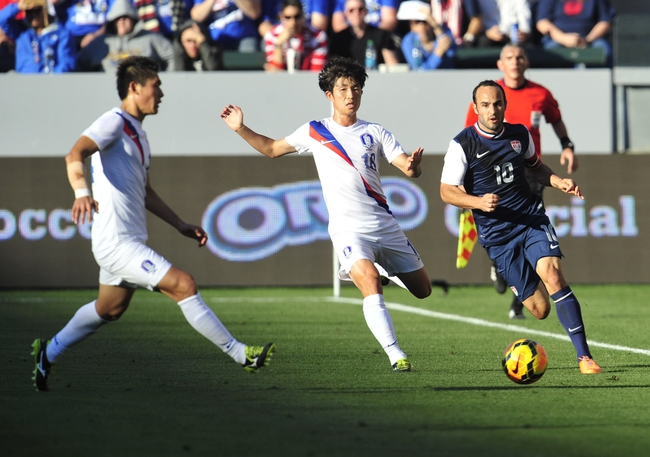 2014 FIFA World Cup: Korea Republic vs Algeria Pick, Odds, Prediction - 6/22/14