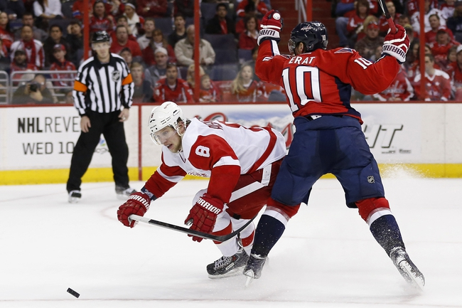 Washington Capitals vs. Detroit Red Wings - 10/29/14 NHL Pick, Odds, and Prediction