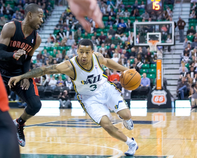Toronto Raptors vs. Utah Jazz - 11/15/14 NBA Pick, Odds, and Prediction